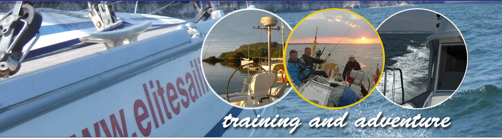 sailing courses with elite sailing