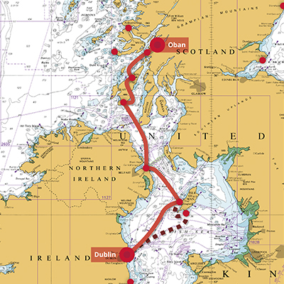 Crew 5 - Celtic Ceilidh - 7 days - £696 | Elite Sailing