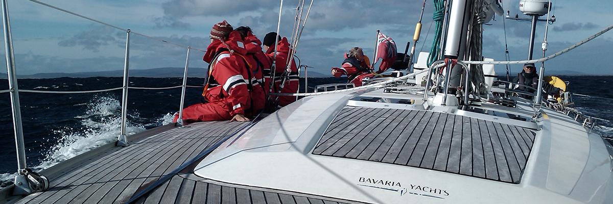 Fast Track RYA Yachtmaster | Elite Sailing
