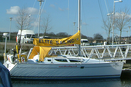 Spirit & Spitfire | Elite Sailing 1