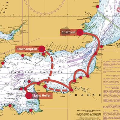 Elite Sailing | Esprit de France