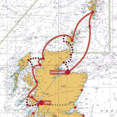 Elite Sailing | Northern Lights 1
