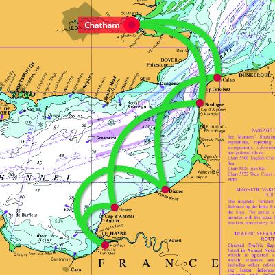 Elite Sailing | Easter Channel Dash