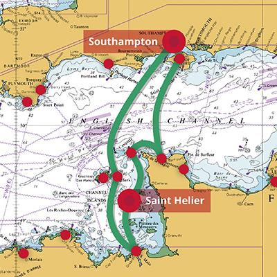 Elite Sailing | St Malo Magic