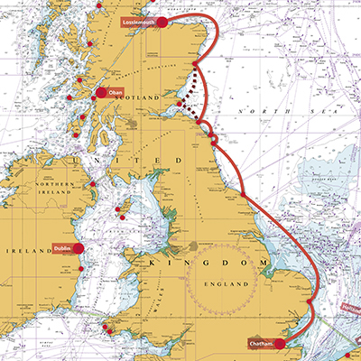 Elite Sailing | Northumbrian Idyll