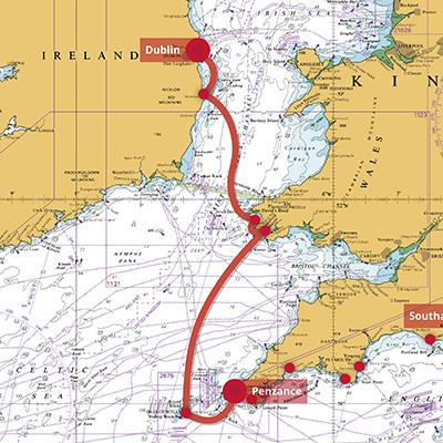 Elite Sailing | Celtic Odyssey